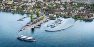 PIER & HARBOUR RENEWAL IN SWITZERLAND
