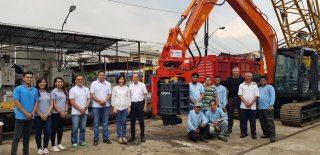 First MOVAX ready for site in the Philippines