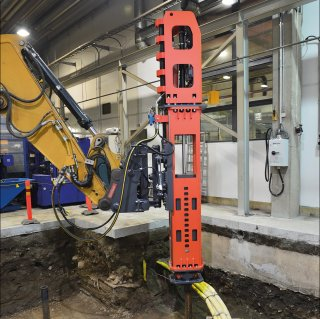 MOVAX WAY-OF-PILING for RR-piles