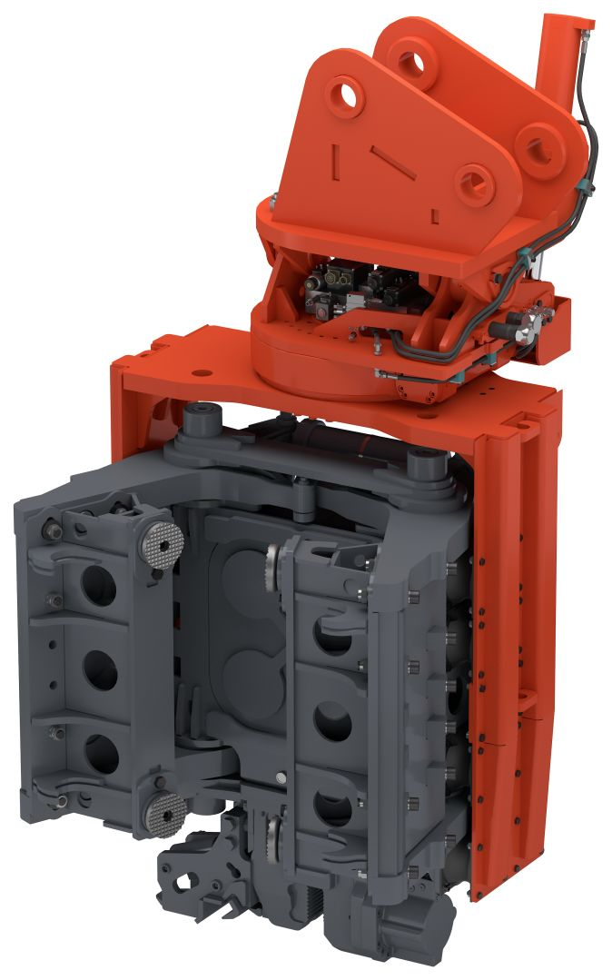SG-75 / Pile drivers / Movax